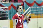 Nữ tuyển thủ xinh như mộng của bóng chuyền Việt Nam