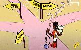 Chùm ảnh: Ảnh chế: 'David Moyes ném tiền của Man Utd vào bồn cầu'