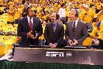 Chùm ảnh: Chung kết NBA nhánh phía Đông (Game 1): Pacers hạ Heat trên sân nhà