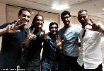 Chùm ảnh: Ryan Giggs được dịp gặp nữ MC xinh đẹp tại Dubai
