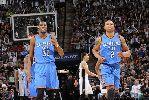Chùm ảnh: Chung kết NBA miền Tây (game 2): Thunder lại thua đậm Spurs
