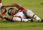 Chùm ảnh: 10 cầu thủ bị chấn thương đe dọa mất World Cup