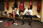 Chùm ảnh: Chung kết NBA miền Đông (game 5): Heat thua đau Pacers vì chủ quan