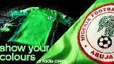 Chùm ảnh: Chùm ảnh: Mẫu áo của 'Đại bàng xanh' Nigeria tại World Cup