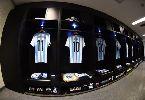 Chùm ảnh: Chùm ảnh: Lionel Messi nổ súng trong chiến thắng của Argentina