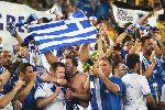 Chùm ảnh: Chùm ảnh: Nhật Bản bất lực trước Hy Lạp dù chơi hơn người