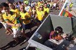 Chùm ảnh: Những bức ảnh lay động lòng người trong dịp World Cup 2014