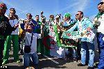Chùm ảnh: Chùm ảnh: Algeria xuất sắc đánh bại Hàn Quốc với tỷ số 4-2