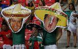 Chùm ảnh: Chùm ảnh: 3 bàn trong 10 phút, Mexico tiễn Croatia về nước