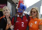 Chùm ảnh: Chùm ảnh: Siêu dự bị giúp Hà Lan toàn thắng ở vòng bảng