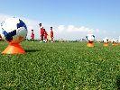 Chùm ảnh: U19 Việt Nam đấu 3 hiệp với U19 Gamba Osaka