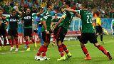 Chùm ảnh: Những đội gây ấn tượng nhất vòng bảng World Cup 2014