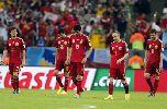Chùm ảnh: Những đội gây thất vọng nhất vòng đấu bảng World Cup 2014