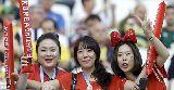 Chùm ảnh: Xem lại trận Hàn Quốc 0-1 Bỉ qua ảnh: Sạch bóng châu Á