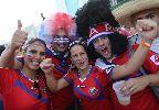 Chùm ảnh: Xem lại trận Hy Lạp 1-1 Costa Rica (p) qua ảnh: Tử thần gọi tên Hy Lạp