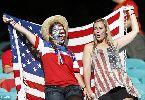 Xem lại trận Bỉ 2-1 Mỹ qua ảnh: Hai hiệp phụ điên rồ