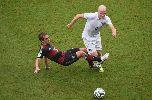 Chùm ảnh: 5 cầu thủ khỏe nhất World Cup 2014