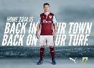 Chùm ảnh: Ngắm những mẫu áo đấu mới tại Premier League mùa 2014-2015