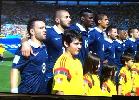 Chùm ảnh: Tuyển thủ Pháp Mathieu Valbuena bị 'dìm hàng' vì chiều cao khiêm tốn