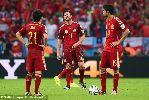 Chùm ảnh: Những nỗi thất vọng lớn nhất World Cup 2014