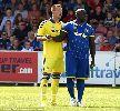 Chùm ảnh: Chùm ảnh: Adebayo Akinfenwa, đối thủ siêu 'nặng ký' của Chelsea
