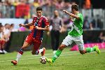Lewandowski lập cú đúp giúp Bayern vô địch Telekom Cup