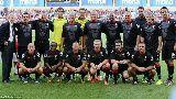 Chùm ảnh: Thế hệ vàng 92 của M.U thua 1-5 khi tái xuất sân cỏ