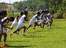 Chùm ảnh: U19 VN