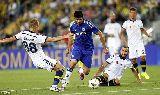 Chùm ảnh: Diego Costa ghi bàn đem chiến thắng về cho Chelsea