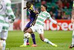 Chùm ảnh: CĐV Celtic nổi giận khi CLB bị loại khỏi Champions League