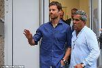 Chùm ảnh: Rời Real, Alonso đã có mặt để chuẩn bị kiểm tra y tế tại Munich