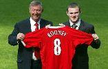 Tròn 10 năm Rooney tung hoành trong màu áo M.U