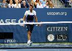 Chùm ảnh: Nishikori buồn rười rượi, Cilic hớn hở trên bục nhận giải US Open