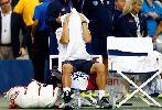 Chùm ảnh: Người nhật chìm trong nỗi buồn sau khi Nishikori vỡ mộng vô địch