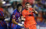 Chùm ảnh: Neymar và Messi tỏa sáng trong chiến thắng 5 sao của Barca