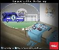 Ảnh chế: Lampard cầm chìa khóa 'xe buýt' của Chelsea khóc sướt mướt
