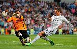 Chùm ảnh: Ronaldo tỏa sáng rực rỡ trong chiến thắng 5 sao của Real