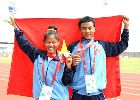 Chùm ảnh: 10 cặp anh, chị em tài năng của làng thể thao Việt