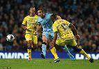 Chùm ảnh: Lampard lập cú đúp, Man City giành chiến thắng 7-0