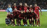 Chùm ảnh: Fabregas và Costa im tiếng, Tây Ban Nha thua Slovakia 1-2