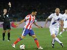 Chùm ảnh: Đội của Anelka và Ljungberg thua trận đầu giải Super League Ấn Độ