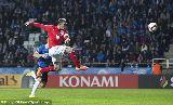 Chùm ảnh: Rooney giúp ĐT Anh thắng 1-0 bằng pha sút phạt đẳng cấp