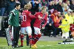 Chùm ảnh: Na Uy tung cầu thủ 15 tuổi ra sân tại vòng loại EURO