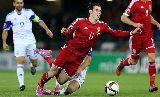 Chùm ảnh: Vượt khó, Bale và đồng đội dẫn đầu vòng loại Euro