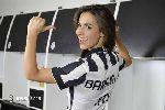 Chùm ảnh: Fan bỏng mắt vì người mẫu sexy của Juventus