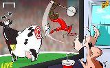 Chùm ảnh: Ảnh chế: Balotelli tặng áo