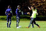 Chùm ảnh: Chùm ảnh: Chelsea chuẩn bị sẵn sàng cho cuộc đón tiếp Maribor
