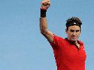 Chùm ảnh: Basel Open: Federer cười tít mắt trong khoảnh khắc chiến thắng
