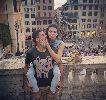 Chùm ảnh: Nàng WAGs mới hot nhất thành Rome