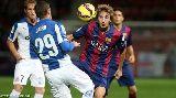 Chùm ảnh: Luis Suarez lần đầu đoạt Cúp cùng Barca